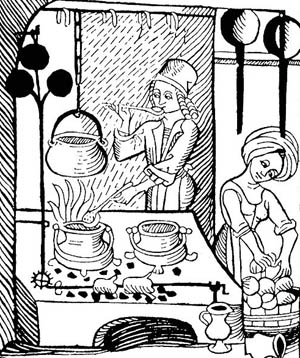 Cookery and Household
