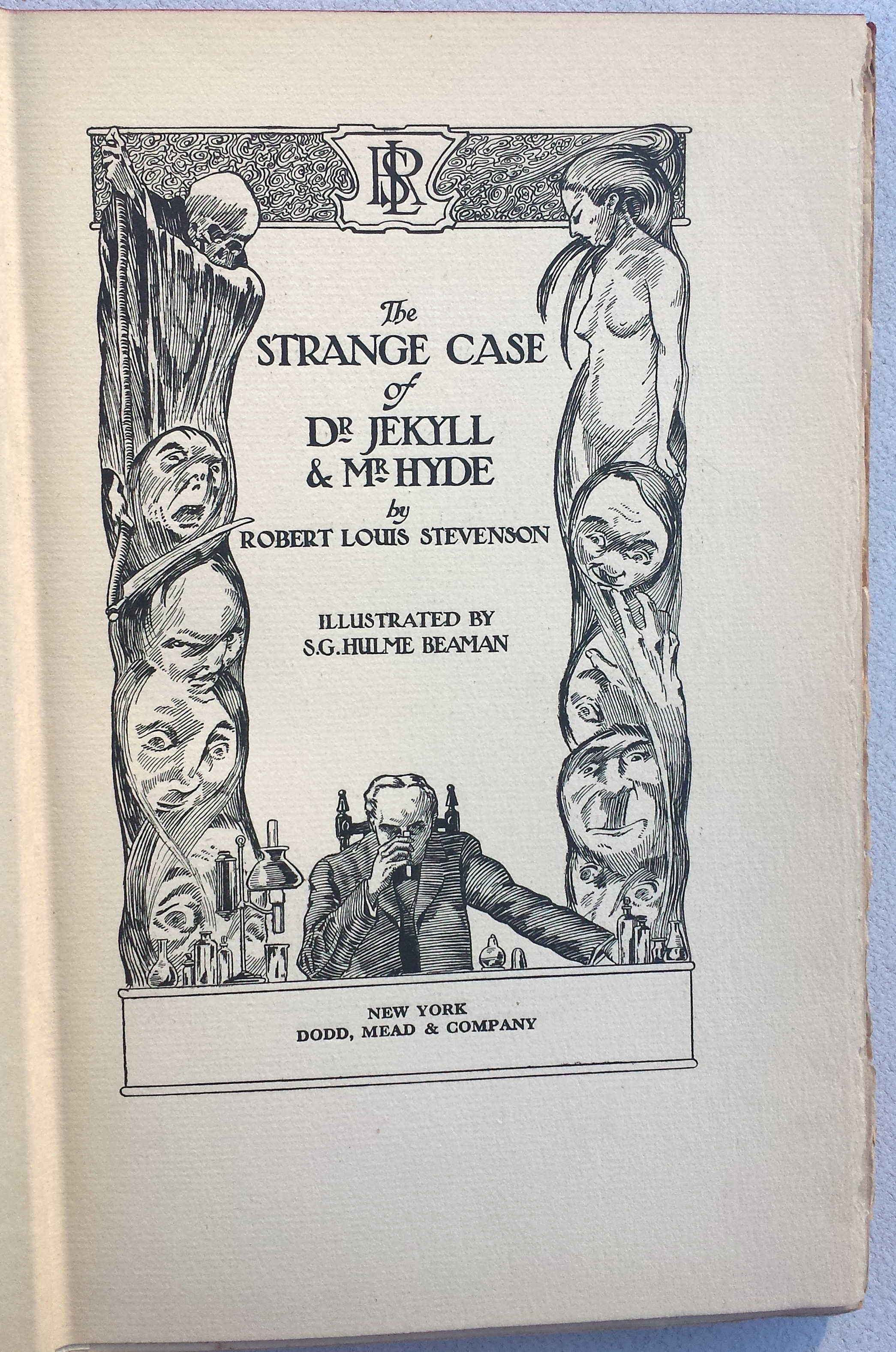 the strange case of dr jekyll and mr hyde 11 essay Essay: an analysis of religion and its function in robert stevenson's the strange case of dr jekyll and mr hyde.